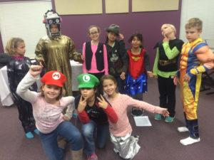 Drama Class: Sub-Heroes